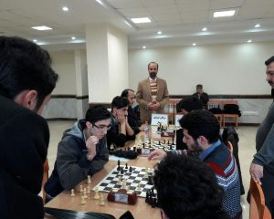 حضور پررنگ دانشجویان برهان نیروی شمال در مسابقات شطرنج