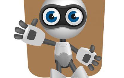 Robot 20 sensors Borhan nirooye shomal
