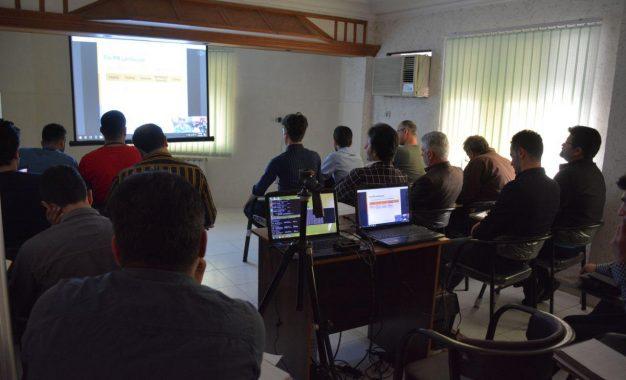 برگزاری کارگاه آموزشی آنلاین مدیریت پروژه، ایران-کانادا