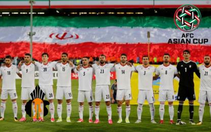 ایران در راه قهرمانی جام ملت های آسیا ۲۰۱۹