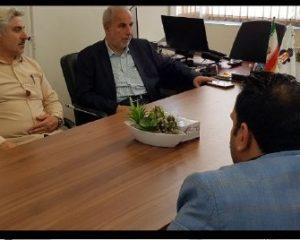 بازدید جناب آقای دکتر کوچکی نژاد،نماینده محترم مردم رشت در مجلس شورای اسلامی، از مرکز برهان نیروی شمال